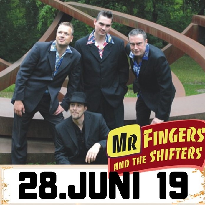 Mr. Fingers and The Shifters