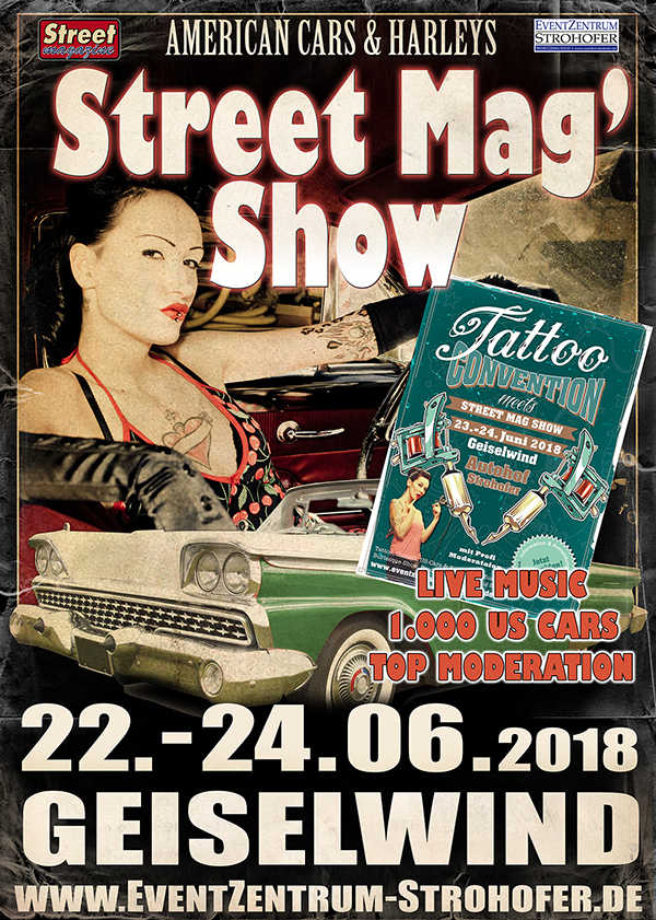 Street Mag Show in Geiselwind
